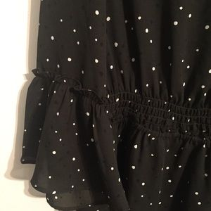 🍁H&M Dotted Dress